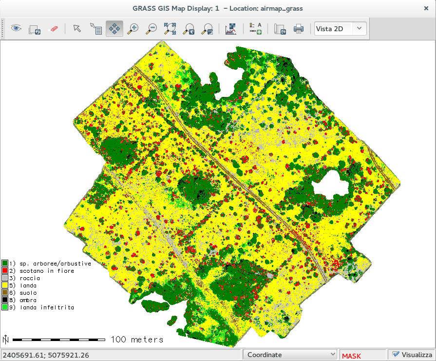 geomatica ed integrazione dati aerei